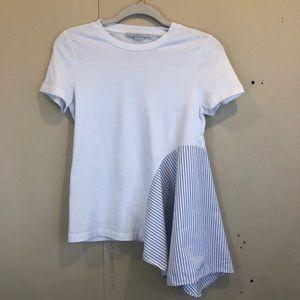 Stella McCartney Scarf Drape T-shirt